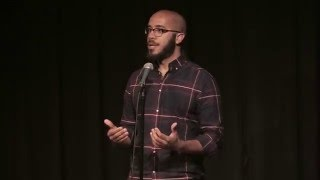 """Clint Smith performs """" History Reconsidered"""""""