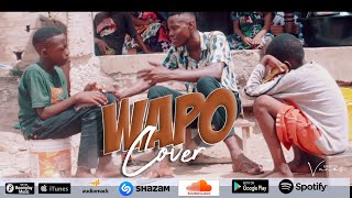 Harmonize - Wapo ( Official Video ) Cover by Ayeeh
