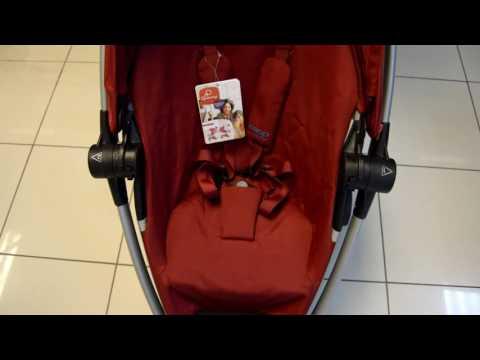 Quinny Zapp Xtra Üç Tekerlekli Bebek Arabası | İlke Bebe