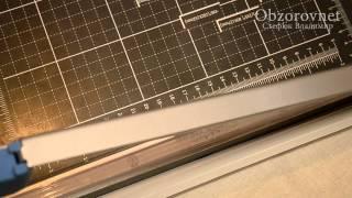 Нож для резки бумаги Dual Cutter SG 20 All in one