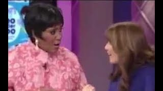 Patti LaBelle Checks WS Woman for Micro Agression on Tyra Banks Show