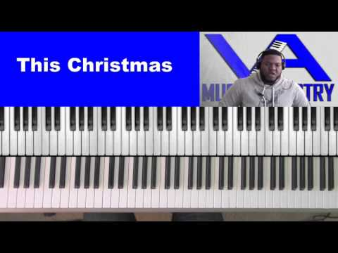 This Christmas by Donny Hathaway (Jarrell Little on keys)