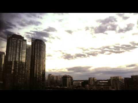 Toronto - Cityplace Timelapse