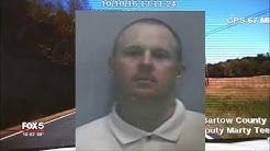 NC murder suspects arrested in Georgia