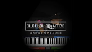 Roblox Piano| Billie Eilish - Bury A Friend| FULL| (Notes In The Description)