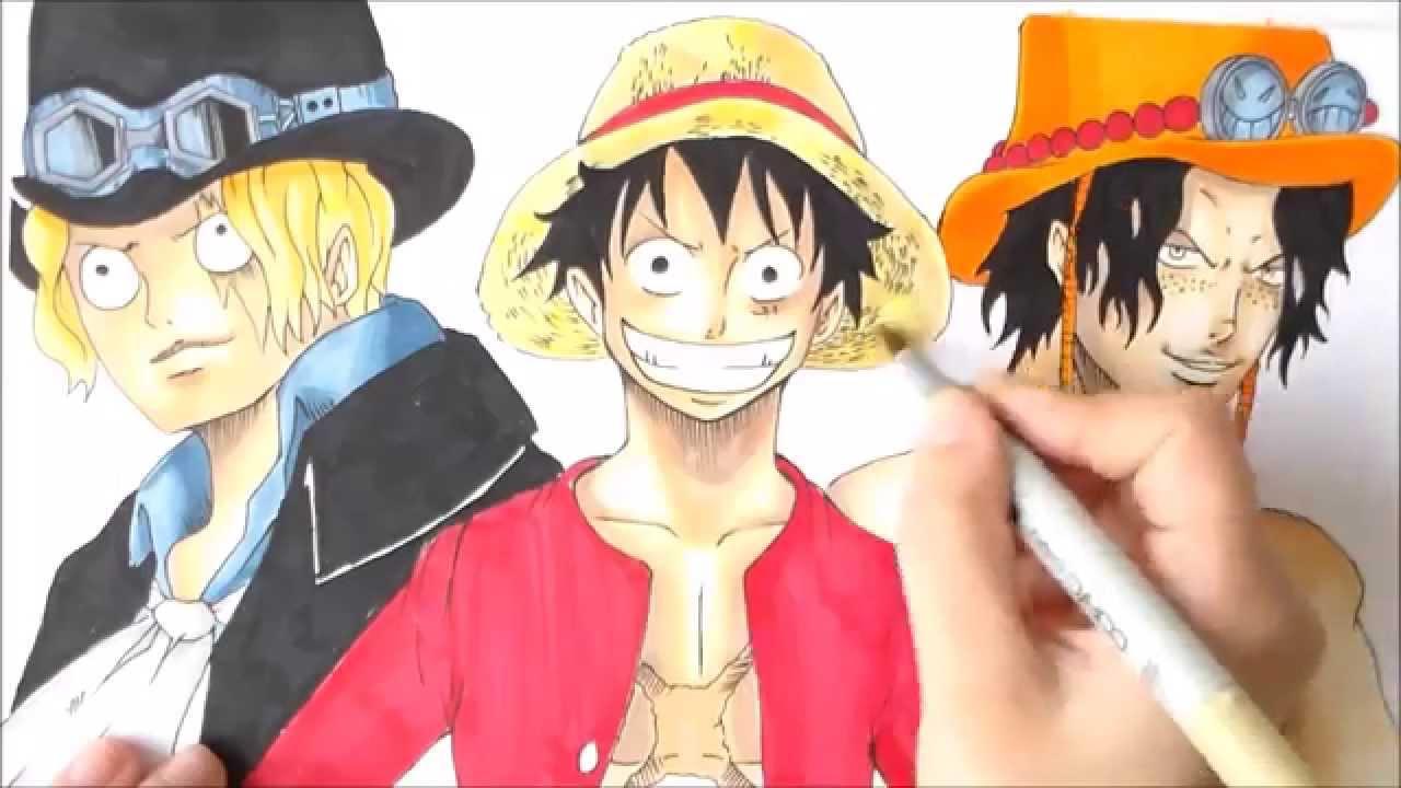 Ace Sabo Luffy Hd: One Piece Sabo Ace Luffy