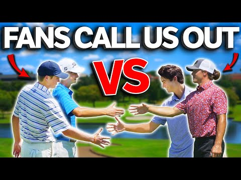 2 Random Golfers Challenged Micah & I To A 9 Hole Match... This Is What Happened - gm__golf
