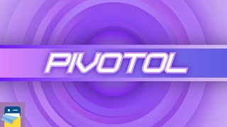 Pivotol: iOS / Android Gameplay Walkthrough (by Radiangames)