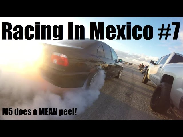 Racing In Mexico #7