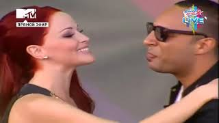Arash  ft Helena Live in Moscow full video