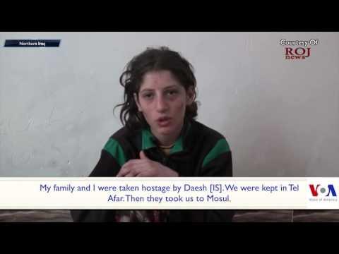 Yazidi Women Released By IS