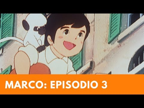 Marco: Episodio 3- Hoy iremos al mar