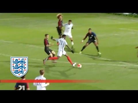 England U20 2-0 USA U20 (2016 Four Nations Tournament) | Goals & Highlights