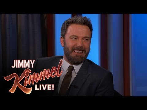 Ben Affleck on New Justice League Movie