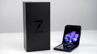 Unboxing: Samsung Galaxy Z Flip (Deutsch) | SwagTab