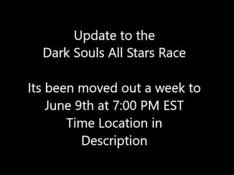 Dark Souls All Star Race Update