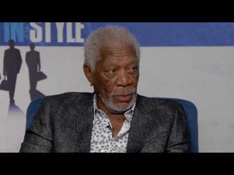 Going In Style - Michael Caine, Alan Arkin and Morgan Freeman interview