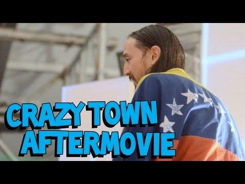 Steve Aoki Live at Crazy Town Venezuela Aftermovie