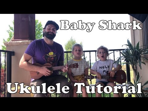 baby-shark---super-easy-beginner-two-chord-ukulele-lullaby-tutorial