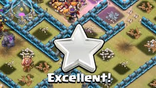 Clash of Clans Clan War LIVE Attack - Ice Ice Baby Feels the HEAT!