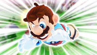 Der unendliche SPRUNG in Super Mario Odyssey 😲🌎