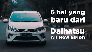 6 Hal yang Baru dari Daihatsu All New Sirion