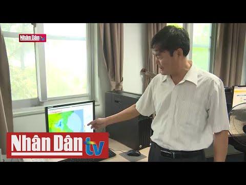 Tăng cường ứng dụng công nghệ dự báo thời tiết tại các địa phương rốn lũ
