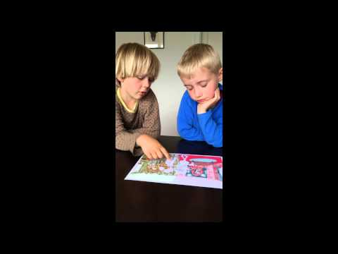 Filosofi med børn. Emil og Anders på 6 år fortæller om venskab og forskellighed