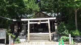 横山石神神社 志摩山間にある神社ですが、願い事が叶いやすいということ...