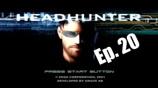 Headhunter (PS2) - Ep.20 (Underwater Colosseum)
