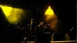 Би-2 в Туле 01.10.2012 - Молитва