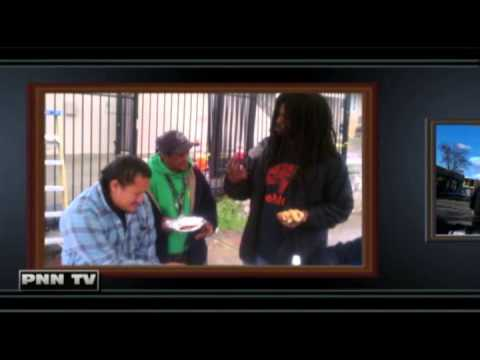 PNN TV- Deep East TV #8 Speaks with Askari Awari  From the the Black Riders Liberation Party