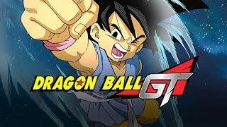 Gambar cover Trilha Sonora Instrumental Completa De Dragon Ball GT