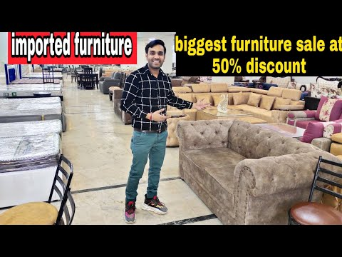 Buy Furniture At 50% Discount Imported Furniture Wholesale Market Furniture Manufacturer Kirti Nagar