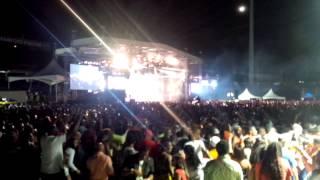 MACHEL MONDAY 2015 ((LIVE CLIP)) POP A BOTTLE