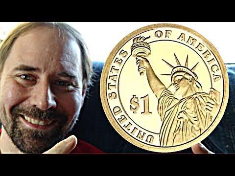 1 Dollar 2015 D Franklin D. Roosevelt Presidential Dollar