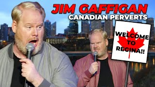 """Canadian Perverts..."" - Jim Gaffigan Stand up (Pale Tourist)"