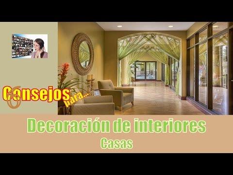 Consejos para decoracion de interiores casas 6 tips for Tips de decoracion de interiores