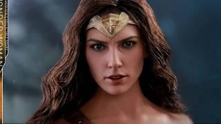 Hot Toys Justice League Wonder Woman Preview