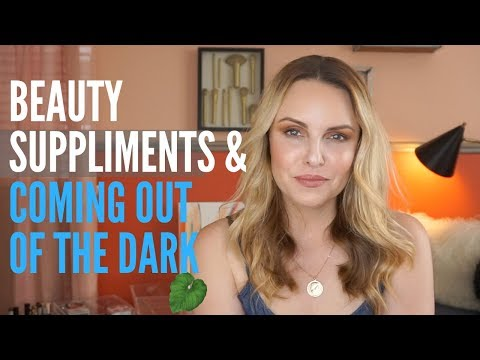 SKINCARE SUPPLEMENTS & COMING OUT OF THE DARK ||…}