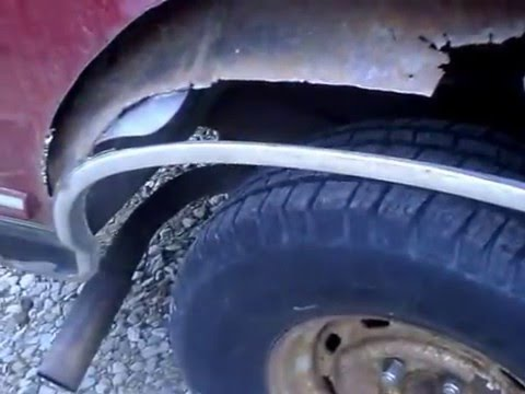 1995 Ford F 150 Wheel Arch Repair Youtube