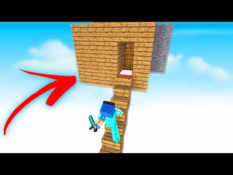 Minecraft: TRAP ÉPICA DA BASE! (Sky Wars) ‹ Viros ›