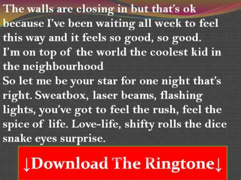 Paul Oakenfold  Starry Eyed Surprise Lyrics