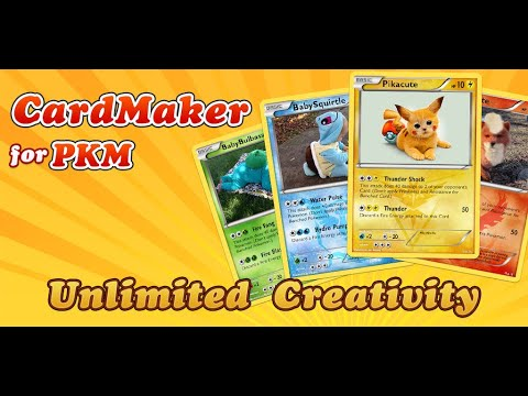 Card Maker for Pokemon - Apps on Google Play