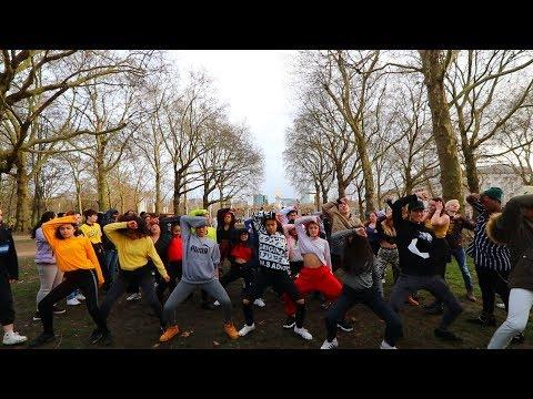 KPOP RANDOM PLAY DANCE in LONDON with GoToe GoToe RPD