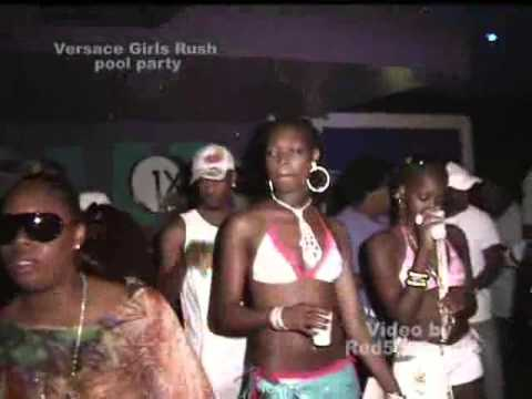 Girls Rush Pool Party 2008 UK