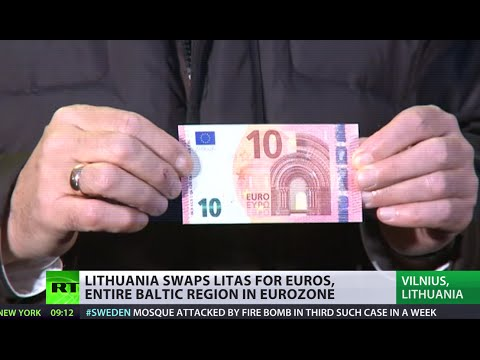 New Year, New Currency: Lithuania joins Eurozone