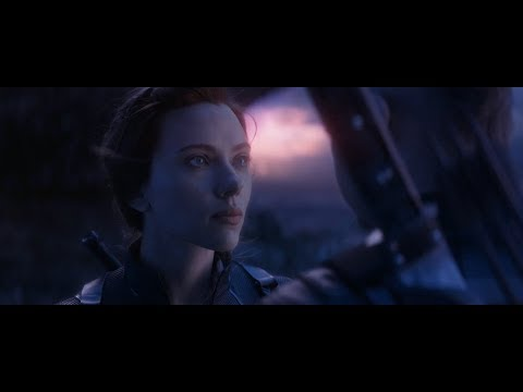 Avengers: Endgame | Scarlett Johansson on Black Widow's Sacrifice