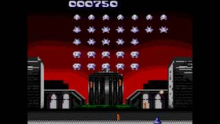 Super Space Invaders | Game Gear | Retro Games