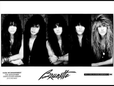 Brunette - Live at the Key Country Club, Los Angeles (Nov. 18, 1989)